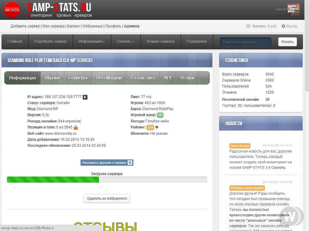 Хостинг серверов crpm хочу открыть свой сайт как это сделать помогите