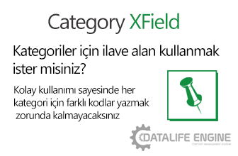 Category XField v1.0.1 [DLE 9.6 - 10.2]